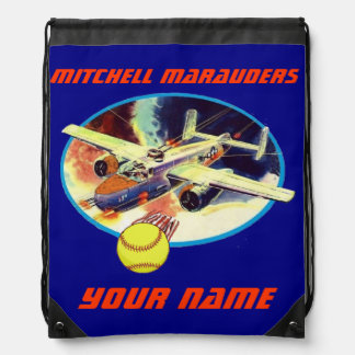 Mitchell Drawstring Bags