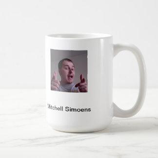 Mitchell Simoens Mug