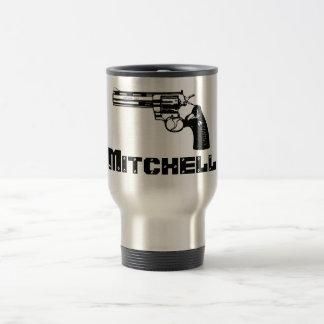 Mitchell! Travel Mug