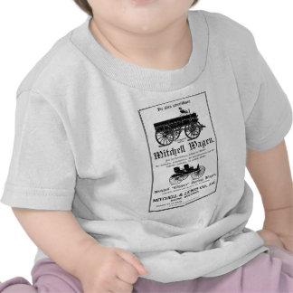 Mitchell Wagen - alemán Camisetas
