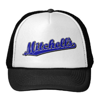 Mitchell's in Blue Hats