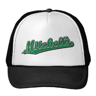 Mitchell's in Green Hats