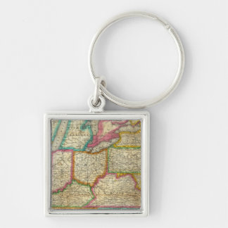 Mitchell's Travellers Guide Keychain