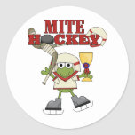 Mite Hockey Champ Tshirts and Gifts Stickers