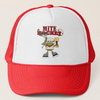 Mite Hockey Champ Tshirts and Gifts Trucker Hat