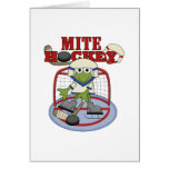 Mite Hockey Goalie Tshirts and Gifts Cards
