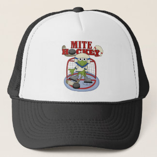 Mite Hockey Goalie Tshirts and Gifts Trucker Hat
