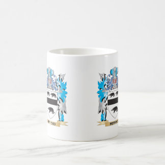 Mitford Coat of Arms - Family Crest Classic White Coffee Mug