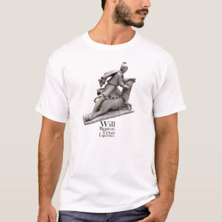 Mithra Slays the Bull, Will Bratton T-Shirt