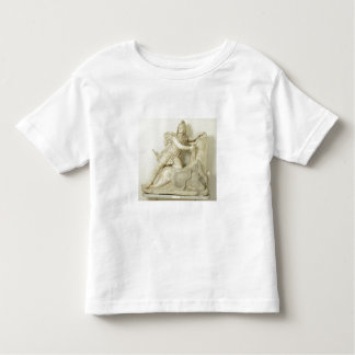 Mithras Sacrificing the Bull, Marble relief, Roman Toddler T-shirt