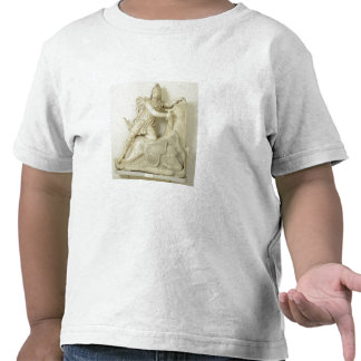 Mithras Sacrificing the Bull, Marble relief, Roman T Shirts