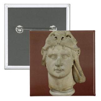 Mithridates VI Eupator, rey de Pontus Pin Cuadrado