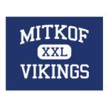 Mitkof Vikings Middle Petersburg Alaska Postcards