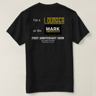 MITM First Anniversary Show Special Edition TShirt