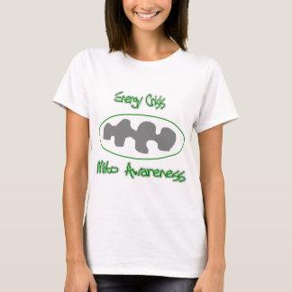 mito awareness energy crisis T-Shirt