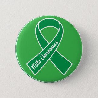 Mito Awareness Pinback Button