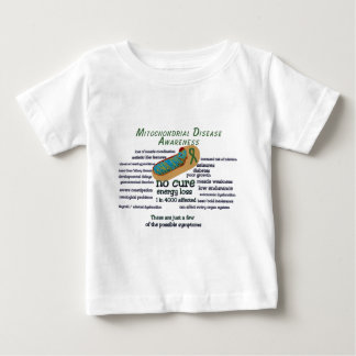 mito awarness facts baby T-Shirt