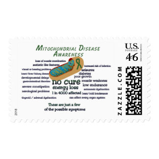 mito awarness facts postage