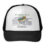 mito awarness facts trucker hats