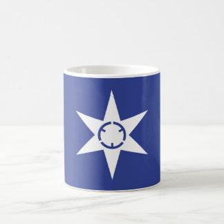 Mito city flag Ibaraki prefecture japan symbol Coffee Mug