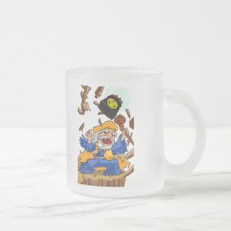 Mito Come ON! English story Mito Ibaraki Frosted Glass Coffee Mug