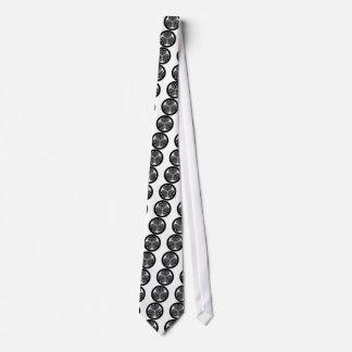 Mito mallow (17 蕊) neck tie