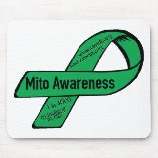 Mito ribbon mouse pad