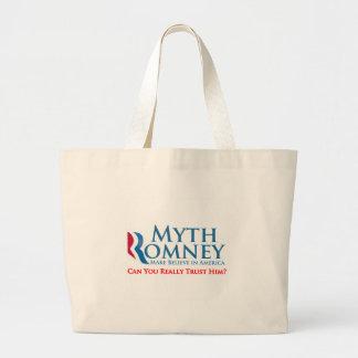 Mito Romney Bolsa De Mano
