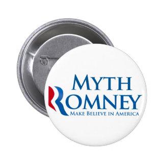 Mito Romney Pin
