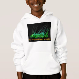 Mitochondria Are Screaming Hoodie