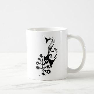 Mitochondria Beast Classic White Coffee Mug