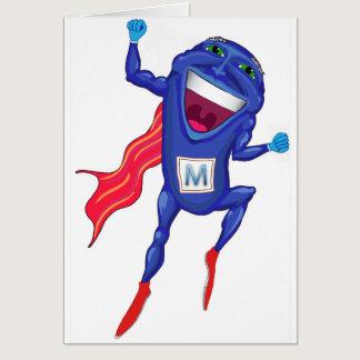 Mitochondria Man Card