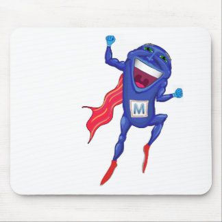 Mitochondria Man Mouse Pad