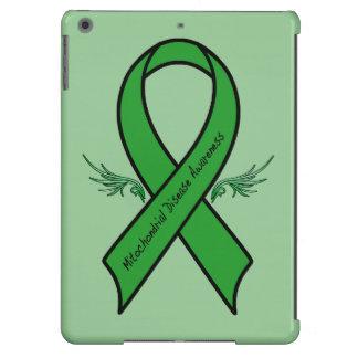 Mitochondrial Disease Awareness Ribbon Case For iPad Air