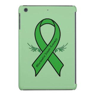 Mitochondrial Disease Awareness Ribbon iPad Mini Case