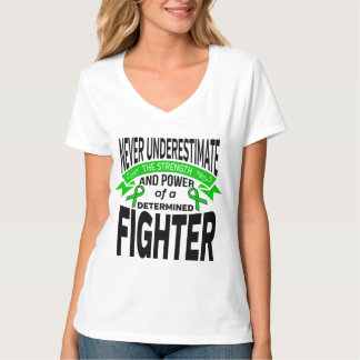 Mitochondrial Disease Determined Fighter Tee Shirt