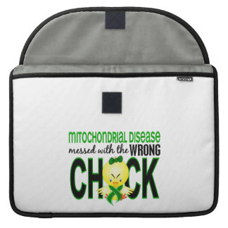 Mitochondrial Disease Messed With Wrong Chick MacBook Pro Sleeves