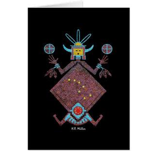 Mitología de Navajo Tarjeta