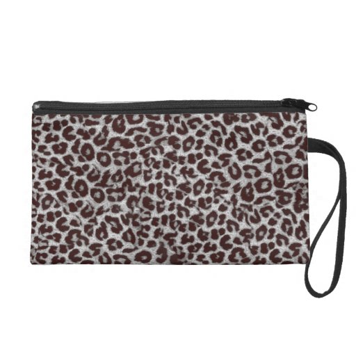 Mitón animal lindo del modelo del leopardo de la p