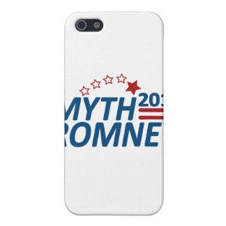 Mitón anti 2012 de Romney del mito iPhone 5 Carcasa