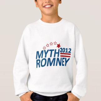 Mitón anti 2012 de Romney del mito Sudadera