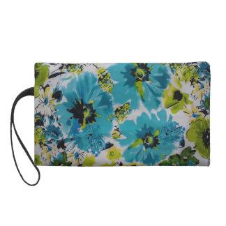 MITÓN - BlackGreenTurquoiseWhite floral