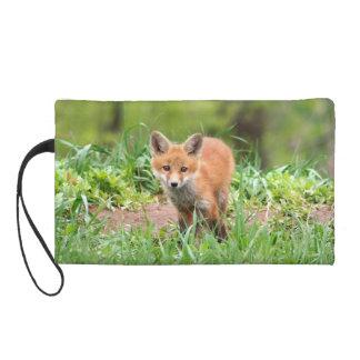 mitón con la foto del equipo del zorro rojo