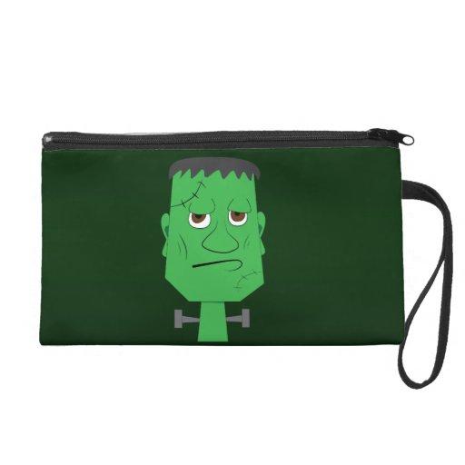 Mitón de Frankenstein en verde