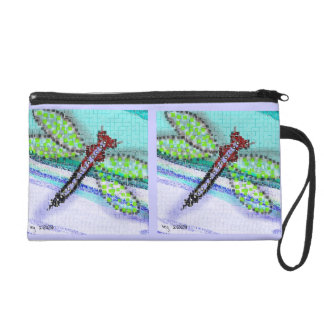 Mitón de la libélula del mosaico