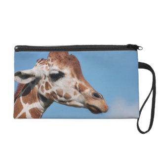 Mitón del perfil de la jirafa