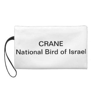 MITÓN - grúa: Pájaro nacional de Israel