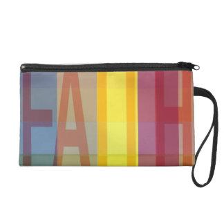 Mitón multicolor de la fe
