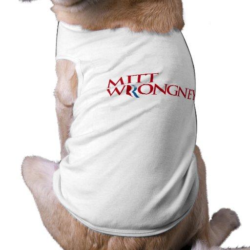 Mitón Wrongney Camisetas De Perro
