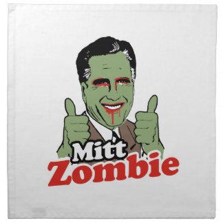 Mitón Zombie.png Servilletas De Papel